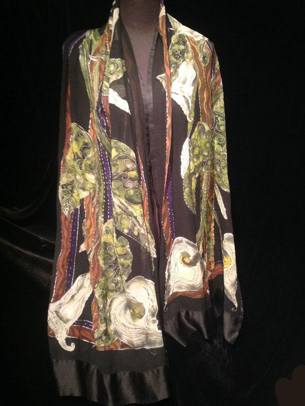 siobhan silks - gallery line