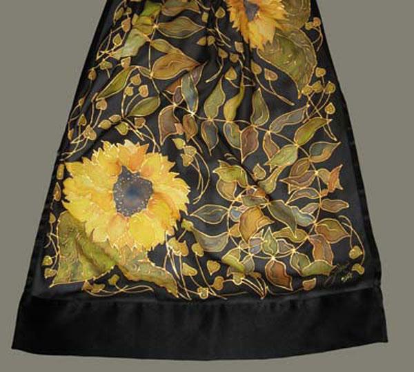 gallery line - sunflower
