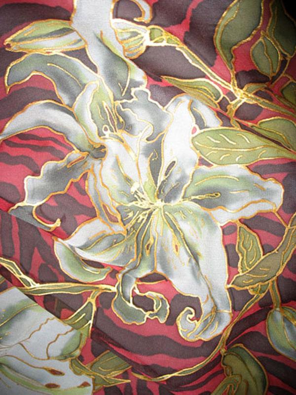 siobhan silks tiger lily